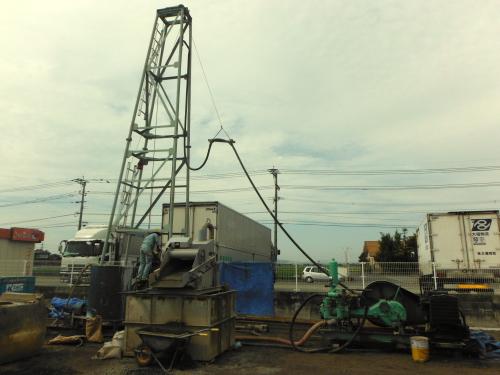 中山ボーリング設備 井戸 さく井 熊本市