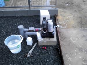 中山ボーリング設備 井戸 さく井 水中ポンプ 熊本